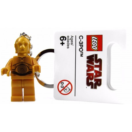 BRELOCZEK LEGO STAR WARS C-3PO