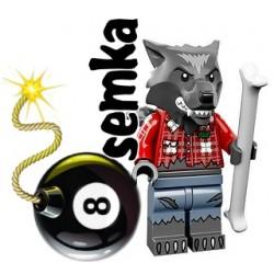 LEGO Minifigures 71010 WILKOŁAK