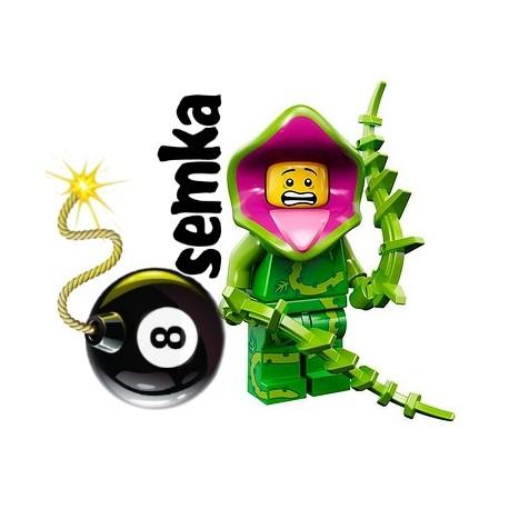 LEGO Minifigures 71010 ROŚLINNY POTWÓR