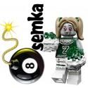 LEGO Minifigures 71010 CHEERLEADERKA