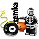 LEGO Minifigures 71010 SZKIELET