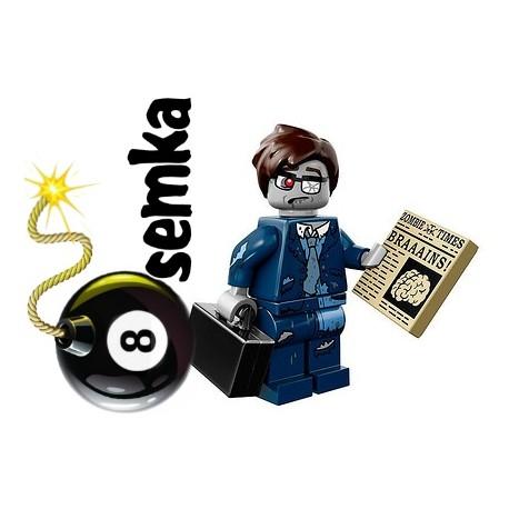 LEGO Minifigures 71010 BIZNESMEN ZOMBI