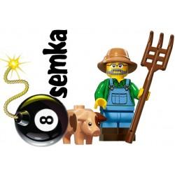 LEGO Minifigures 71011 FARMER
