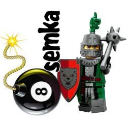 LEGO Minifigures 71011 RYCERZ