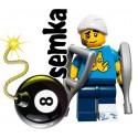 LEGO Minifigures 71011 NIEZDARA