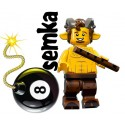 LEGO Minifigures 71011 FAUN