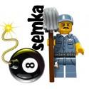 LEGO Minifigures 71011 DOZORCA