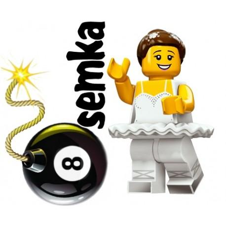 LEGO Minifigures 71011 BALERINA