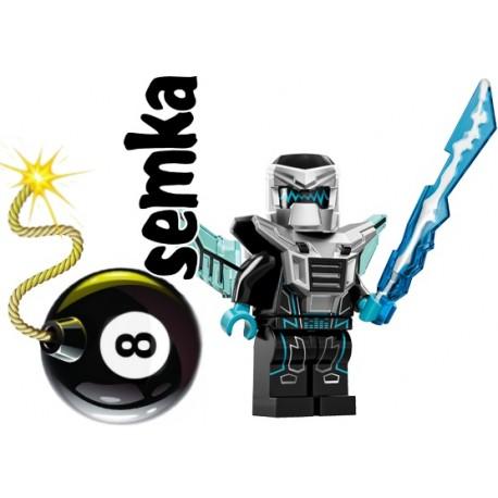 LEGO Minifigures 71011 LASEROWY MECH