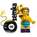 LEGO Minifigures 71011 MISTRZ ZAPASÓW