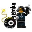 LEGO Minifigures 71011 ZŁODZIEJKA DIAMENTÓW