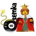 LEGO Minifigures 71011 KRÓLOWA