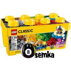 LEGO CLASSIC 10692 KREATYWNE KLOCKI BOX