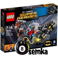 LEGO SUPER HEROES 76053 POŚCIG W GOTHAM CITY