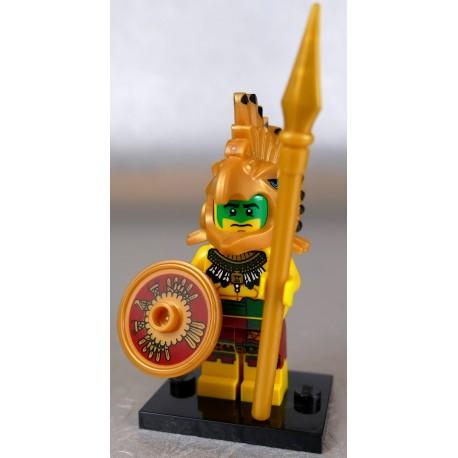 LEGO Minifigures 8831 WOJOWNIK AZTEK