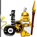 LEGO Minifigures 71007 BOGINI WOJNY