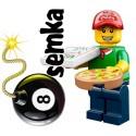 LEGO Minifigures 71007 DOSTAWCA PIZZY