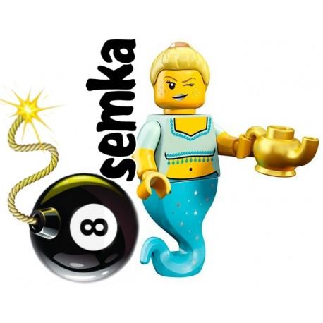 LEGO Minifigures 71007 DZIEWCZYNA DŻIN