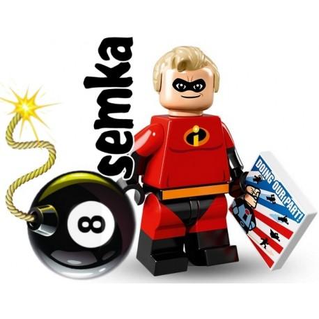LEGO 71012 MINIFIGURES 15 INIEMAMOCNY DISNEY