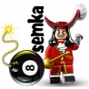LEGO 71012 MINIFIGURES 15 KAPITAN HAK DISNEY