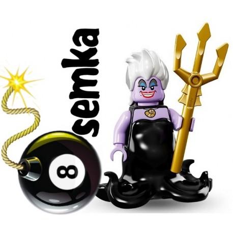 LEGO 71012 MINIFIGURES 15 URSZULA DISNEY