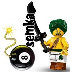 LEGO 71013 MINIFIGURES 16 PUSTYNNY WOJOWNIK