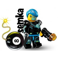 LEGO 71013 MINIFIGURES 16 CYBORG