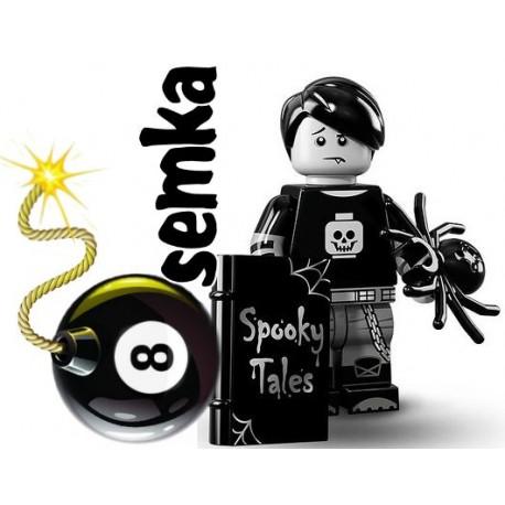 LEGO 71013 MINIFIGURES 16 UPIORNY CHŁOPAK