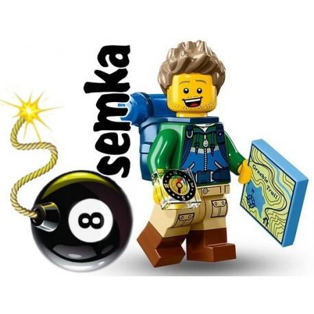 LEGO 71013 MINIFIGURES 16 AUTOSTOPOWICZ