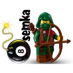 LEGO 71013 MINIFIGURES 16 ŁUCZNIK