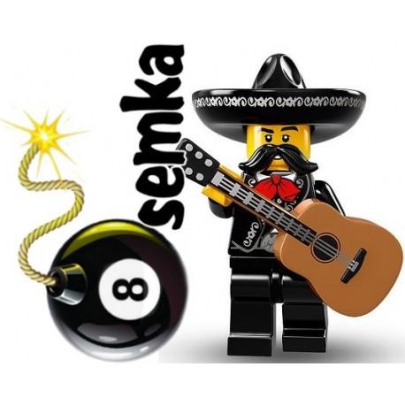 LEGO 71013 MINIFIGURES 16 MARIACHI