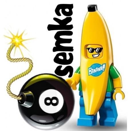 LEGO 71013 MINIFIGURES 16 BANAN
