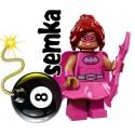LEGO 71017 BATMAN MOVIE MINIFIGURES PINK POWER BATGIRL