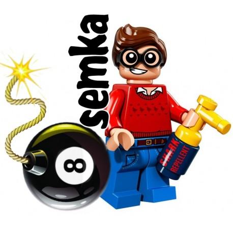 LEGO 71017 BATMAN MOVIE MINIFIGURES DICK GRAYSON