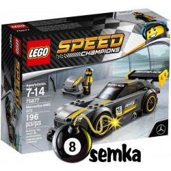 LEGO SPEED CHAMPIONS 75877 MERCEDES AMG