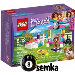 LEGO Friends 41302 SALON PIĘKNOŚCI DLA PIESKÓW