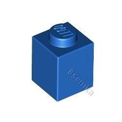 KLOCEK LEGO BRICK 1X1 BLUE - 3005
