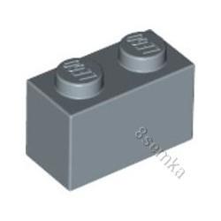 KLOCEK LEGO BRICK 1X2 MEDIUM BLUE - 3004