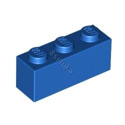 KLOCEK LEGO BRICK 1X3 BLUE - 3622