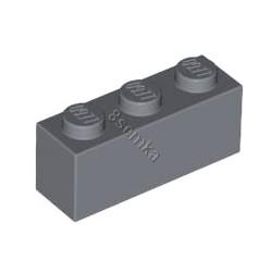 KLOCEK LEGO BRICK 1X3 DARK BLUISH GRAY - 3622