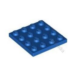 KLOCEK LEGO PLATE 4X4 BLUE - 3031