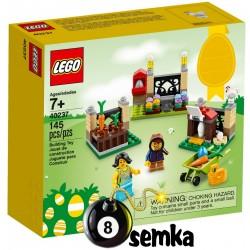 LEGO CREATOR 40237 POGOŃ ZA JAJKIEM WIELKANOCNYM