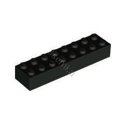 KLOCEK LEGO BRICK 2X8 BLACK - 3007