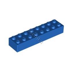 KLOCEK LEGO BRICK 2X8 BLUE - 3007
