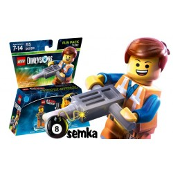 LEGO DIMENSIONS 71212 EMMET - FUN PACK