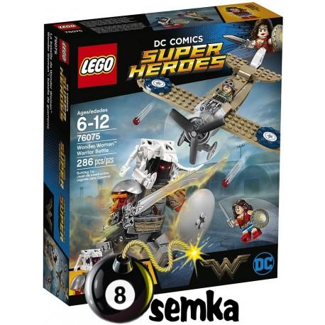 LEGO SUPER HEROES 76075 WONDER WOMAN WARRIOR