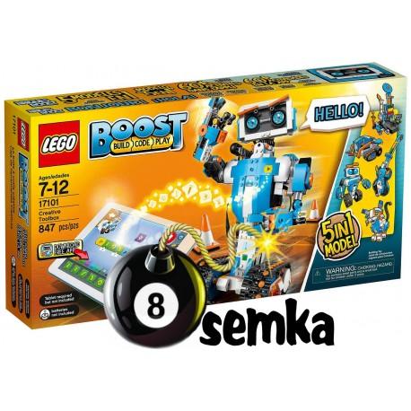 LEGO CREATOR 17101 BOOST ZESTAW KREATYWNY 5w1