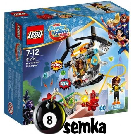 LEGO SUPER HERO GIRLS 41234 HELIKOPTER BUMBLEBEE
