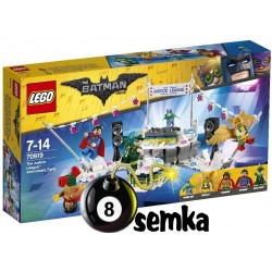 LEGO THE MOVIE BATMAN 70919 IMPREZA JUBILEUSZOWA LIGI