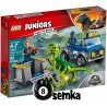 LEGO JUNIORS JURASSIC WORLD 10757 NA RATUNEK RAPTOROM